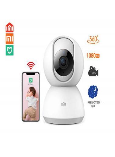 Xiaomi Yeni Imı 360°Ip Smart Home 1080P Hd Wifi Ev Ofis Bebek Güvenlik Kamerası Global Son Versiyon Renkli